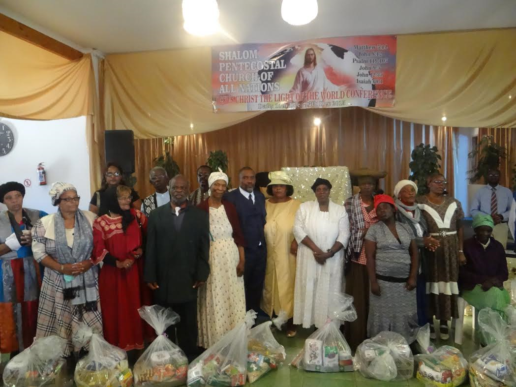 Food packages for the elderly