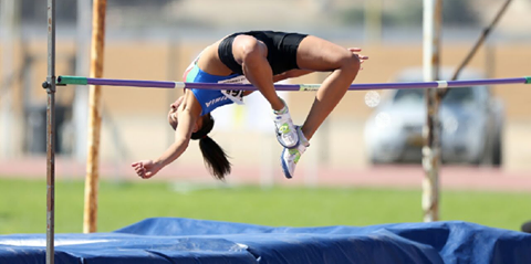 Klein-Nienaber breaks Cossasa High jump records