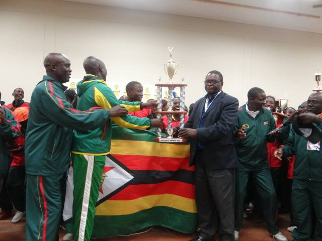 Zimbabwe once again crowned as COSSASA champion