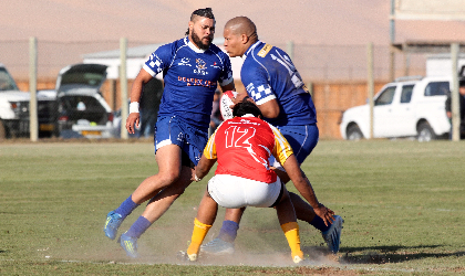 UNAM sinks Kudus on home turf