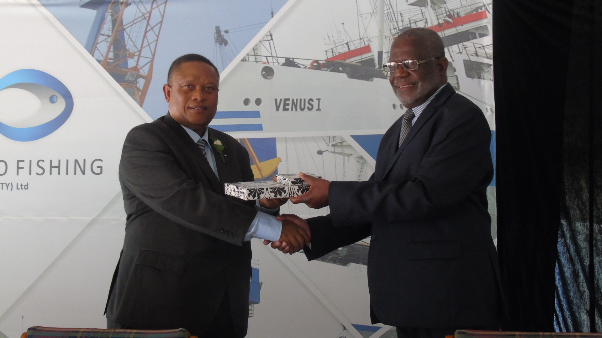 Kuiseb Fishing Enterprise and Gendev launch JV-company – Hodago Fishing