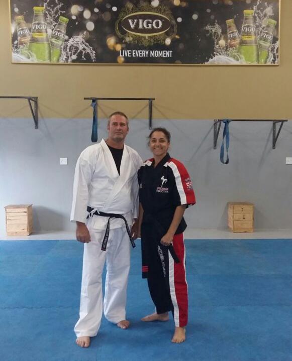 Mixed Martial Arts comes to Walvis Bay