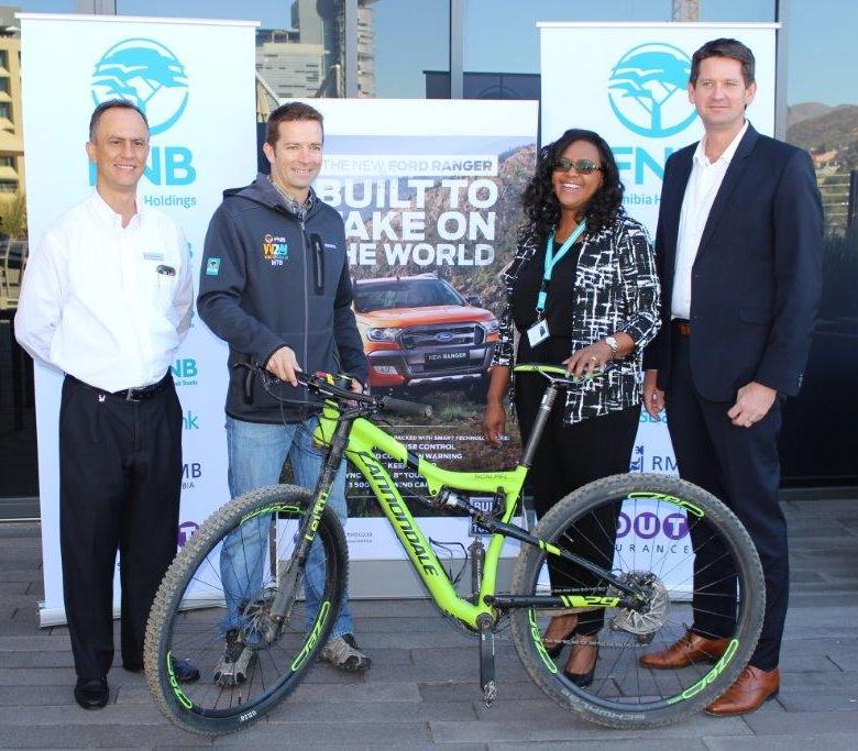 New challenge for biking enthusiasts