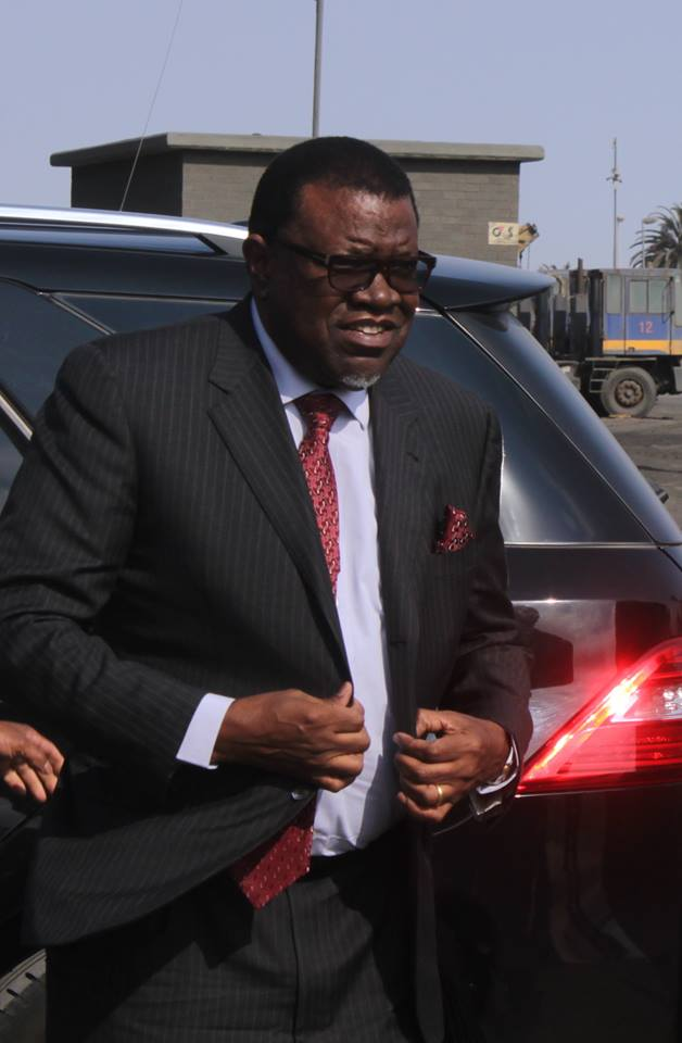 President Geingob: More needs to be done