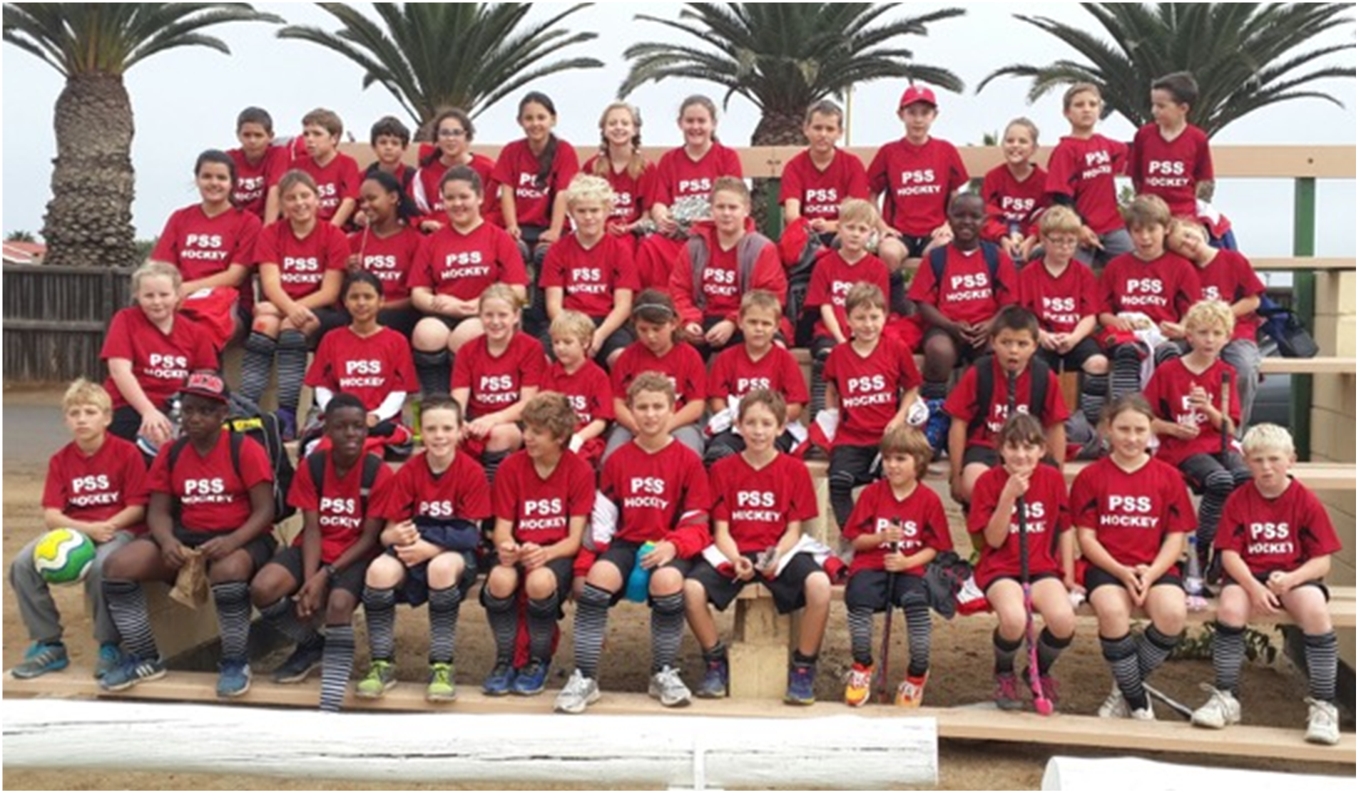 Private School Swakopmund sport