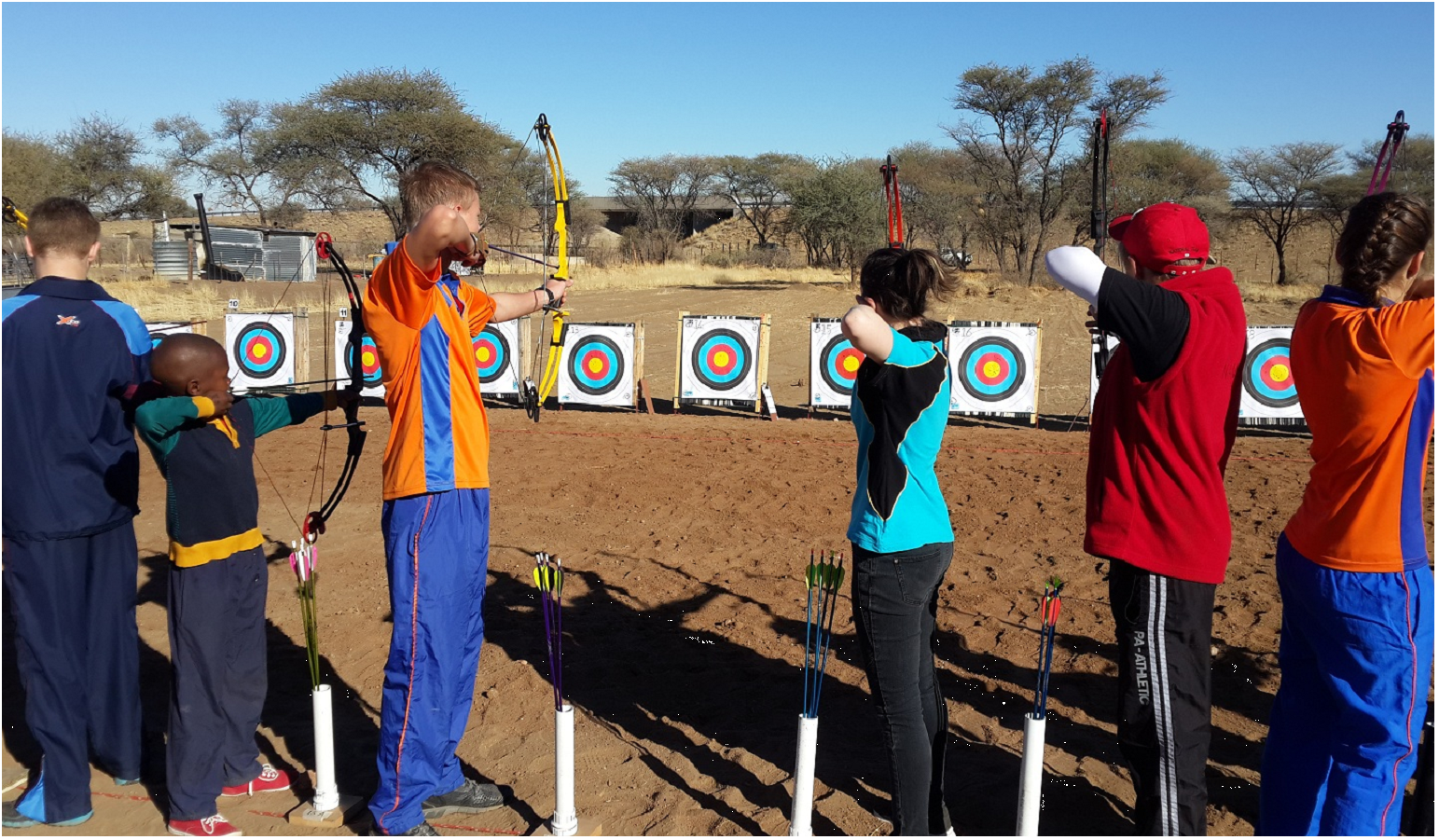 New record set at archery competition
