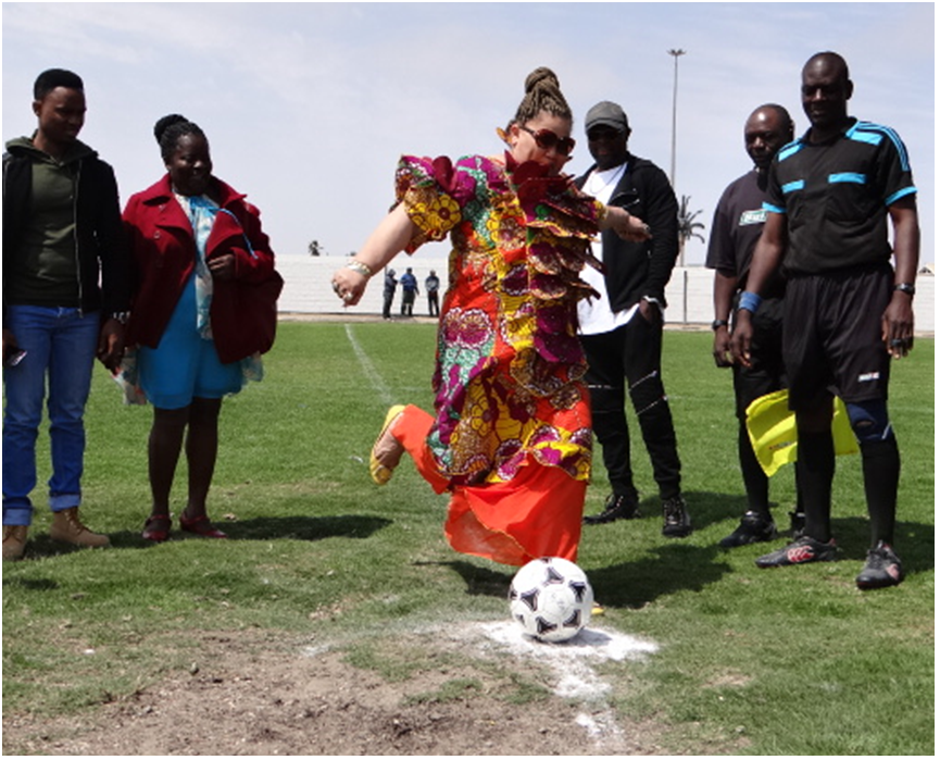 Swakopmund Women Soccer League 2016/17 season to kick-off soon