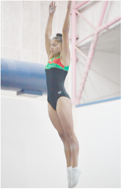 Gymnastics Africa Championships