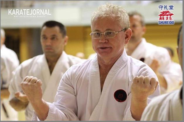 7th Degree Black Belt (DAN) for sensei Carl vd Merwe