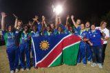 Namibian Women break records