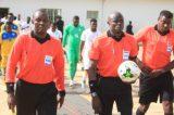NFA gets 12 on FIFA Referees List
