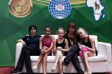 Coastal Gymnasts at African championship