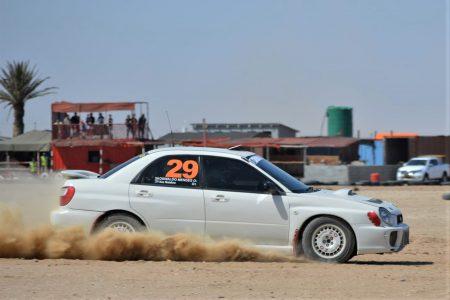 Erongo sprint rally 2020