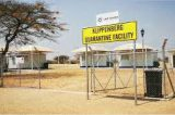 Covid-19 Quarantine facility at Karibib