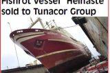 "Fishrot vessel ""Heinaste"" sold to Tunacor Group"