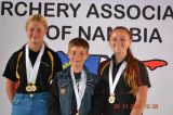 Coastal Archers perform well at Nationals