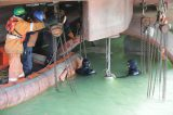 Namdock on course as preferred ship repairer