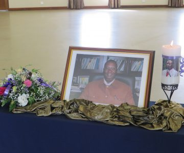 Mutjavikua laid to rest at Grootfontein