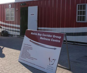Walvis Bay Corridor Group proves a strict quarantine regime can curb spread of the Coronavirus