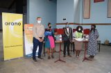 Orano Mining Namibia donation handover release