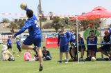 Fistball action returns