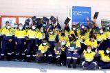 Rössing  employees graduate at Stellenbosch Business School