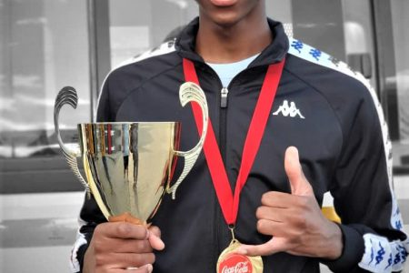 Erongo athletes scoop twenty five medals