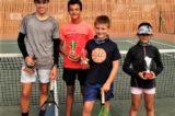 Second Junior Tennis at Walvis Bay