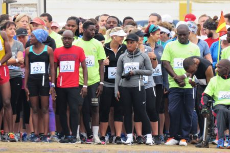 Namibia's oldest coastal running and cycling event cancelled