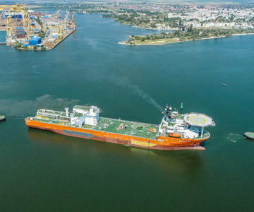 Namdeb eagerly awaits delivery of its new marine diamond mining ship