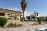 Learner license testing at Arandis NaTIS