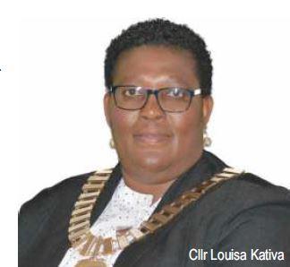 Swakopmund mayor angered by theft of prepaid water stand