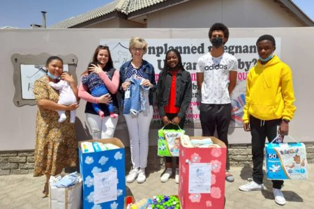 ISWB visits charity organisations