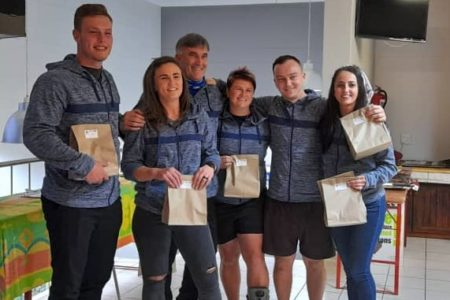 Namib Diesel Social Squash League champs crowned
